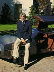 Photo of John DeLorean