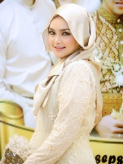 Photo of Siti Nurhaliza