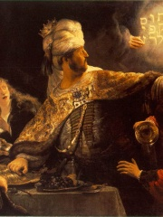 Photo of Belshazzar