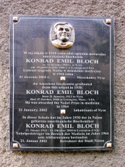 Photo of Konrad Emil Bloch