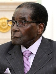 Photo of Robert Mugabe