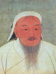 Photo of Genghis Khan