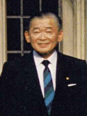 Photo of Noboru Takeshita