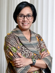 Photo of Sri Mulyani
