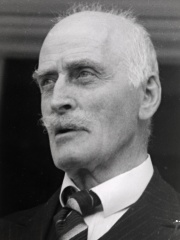 Photo of Knut Hamsun