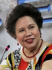 Photo of Miriam Defensor Santiago