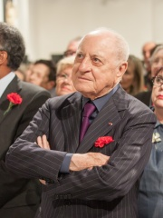Photo of Pierre Bergé