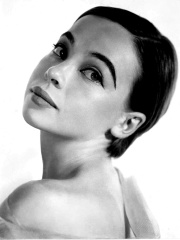Photo of Leslie Caron