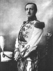 Photo of Zog I of Albania