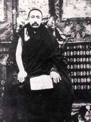 Photo of Thubten Choekyi Nyima, 9th Panchen Lama
