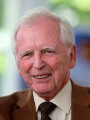 Photo of Harald zur Hausen