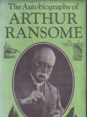 Photo of Arthur Ransome