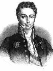 Photo of Jean Baptiste Gay, vicomte de Martignac