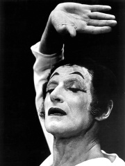 Photo of Marcel Marceau