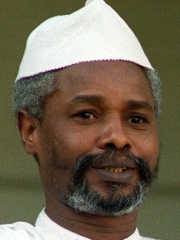 Photo of Hissène Habré