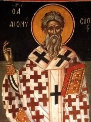 Photo of Pope Dionysius of Alexandria