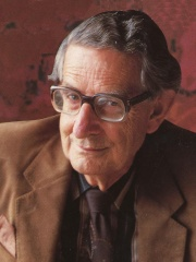 Photo of Hans Eysenck