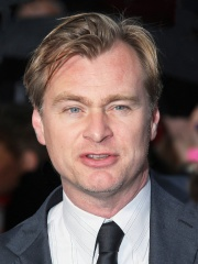 Photo of Christopher Nolan