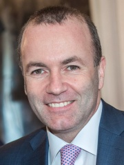 Photo of Manfred Weber
