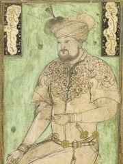 Photo of Sultan Husayn Bayqara