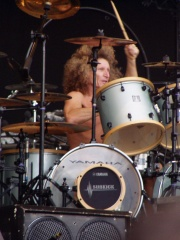 Photo of Tommy Aldridge