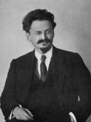 Photo of Leon Trotsky