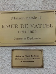 Photo of Emer de Vattel