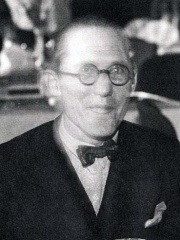 Photo of Le Corbusier