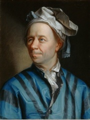Photo of Leonhard Euler