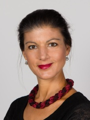 Photo of Sahra Wagenknecht