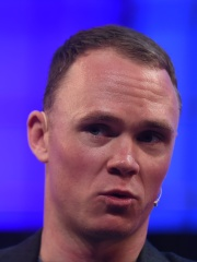 Photo of Chris Froome