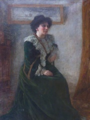 Photo of Hertha Ayrton