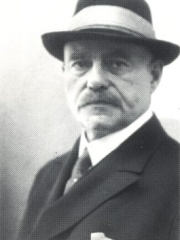 Photo of Hermann Sudermann
