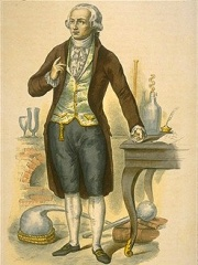Photo of Antoine Lavoisier