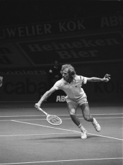 Photo of Vitas Gerulaitis