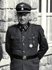 Photo of Franz Ziereis