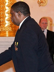 Photo of Phelekezela Mphoko