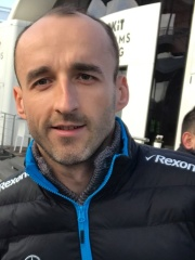 Photo of Robert Kubica