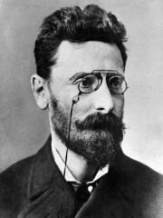 Photo of Joseph Pulitzer