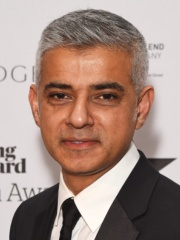 Photo of Sadiq Khan