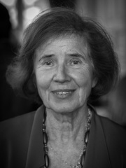 Photo of Beate Klarsfeld