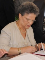 Photo of Michèle Pierre-Louis
