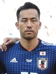 Photo of Maya Yoshida