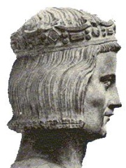 Photo of Louis IX of France