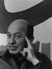 Photo of Clement Greenberg