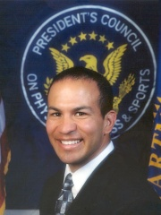 Photo of Derek Parra