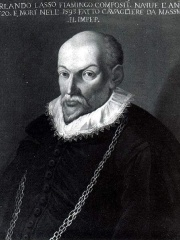 Photo of Orlande de Lassus
