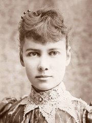 Photo of Nellie Bly