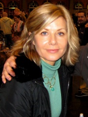 Photo of Glynis Barber