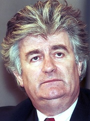 Photo of Radovan Karadžić